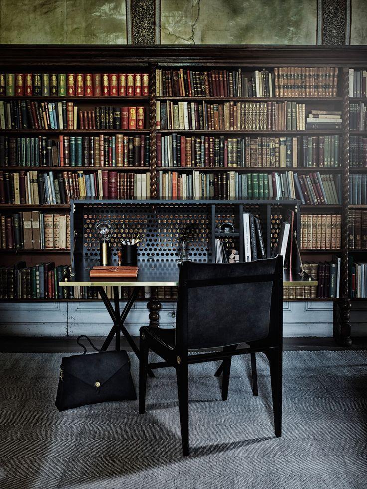 LIBRARY – Contrast - Anna Mårselius