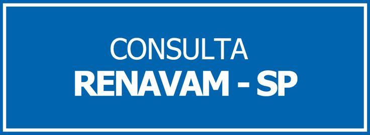Consulta Renavam SP