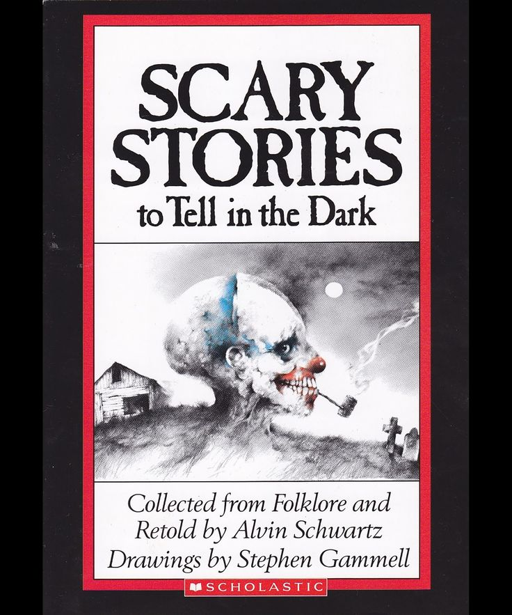 The 10 scariest stories you didn't miss from your childhood