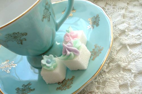 DIY:: Sugar Cubes (these make any celebration lovelier)