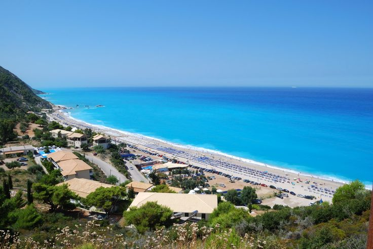 Lourdas beach is a beautiful beach venue for your big day!