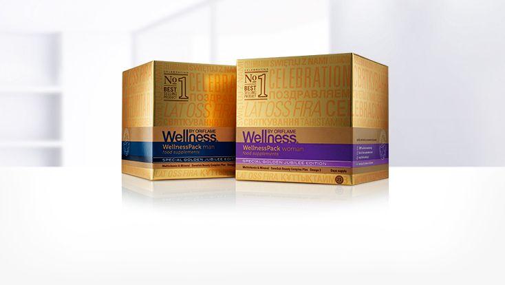 Wellness | Oriflame Cosmetics