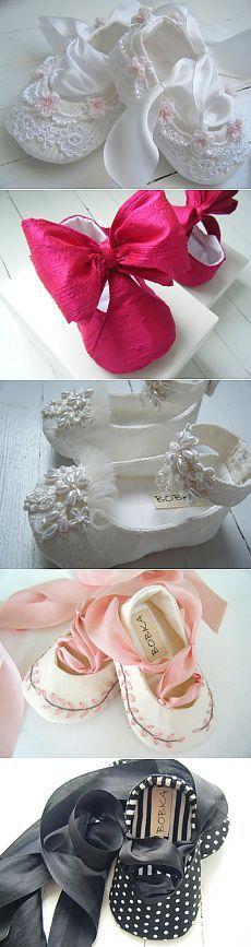 Необыкновенно милая обувка для малышей от Bobka Baby. Фото-обзор..