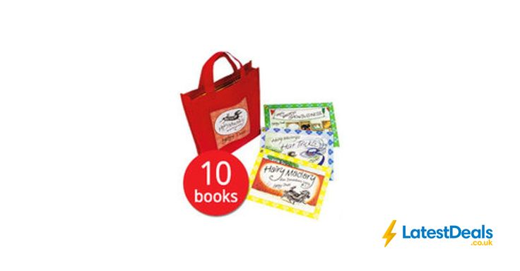 Hairy Maclary and Friends Collection - 10 Books Save £49.90, £10 at The Book People
