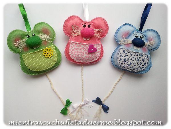 como hacer bolsitas del ratoncito perez en pinterest - Buscar con Google