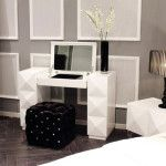 Stunning contemporary bedroom vanity sets Photo Ideas