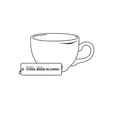 "Saatchi Art Artist Miroslav Škařupa; New Media, ""CHINA MADE IN CHINA"" #art"
