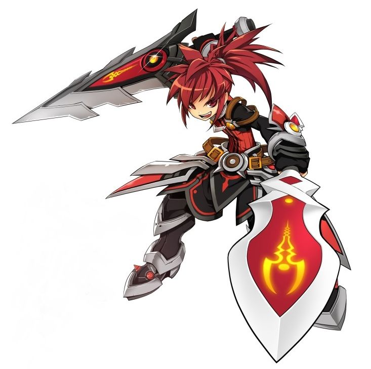 Elsword: A Collection Of Ideas To Try About Illustrations