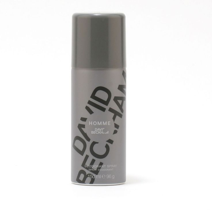David Beckham Homme- Body Spray 5 Oz