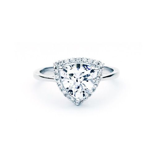 Zenith Ring with Cubic Zirconia