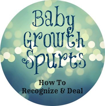Recognizing and Dealing with Baby Growth Spurts - New Mama Diaries