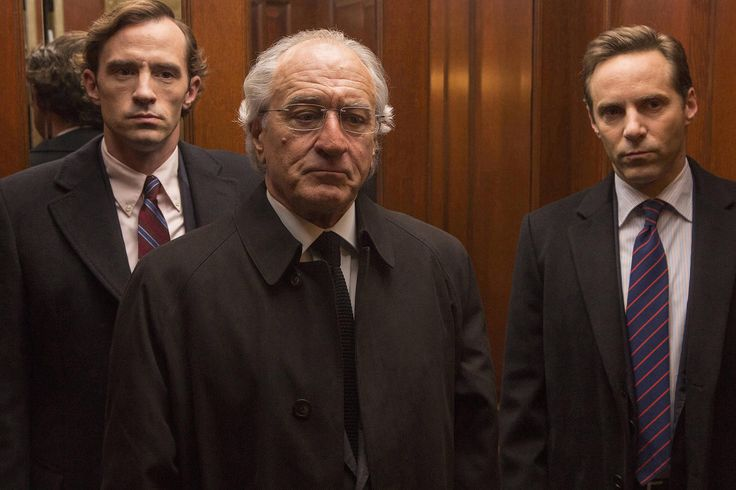 "The Wizard of Lies: Robert De Niro on the Challenges of Tackling ""Sociopath"" Bernie Madoff"