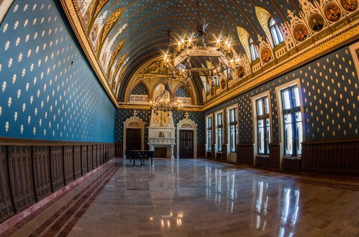 palatul culturii Iasi interior