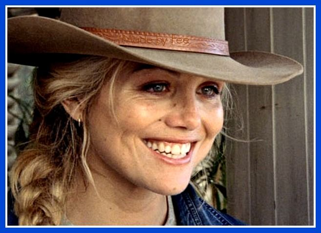 McLeod's Daughters, Tess. Creation made by me, Fee.