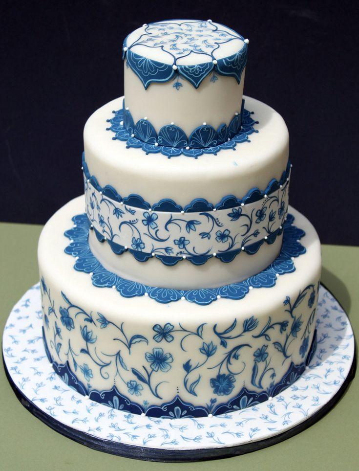 Copenhagen Bakery Wedding Cakes