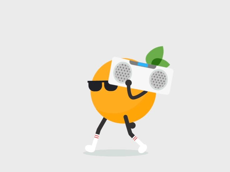 Rock orange by Kankan #Design Popular #Dribbble #shots