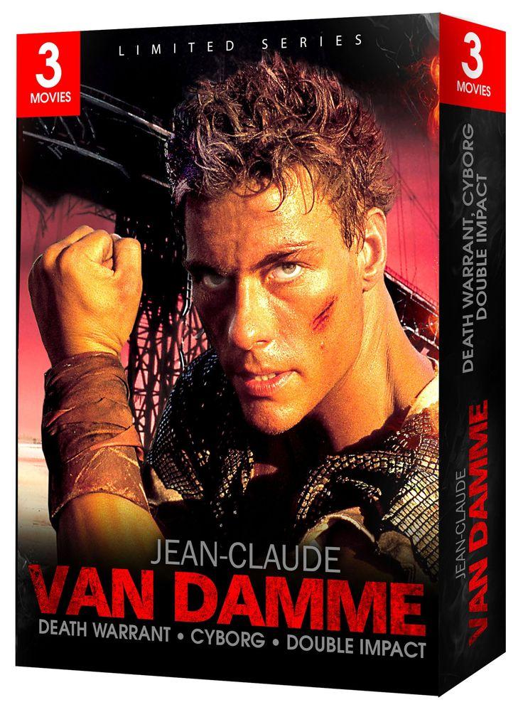 Jean Claude Van Damme Gift Box Jean Claude Van Damme Van Damme Cyborg