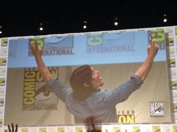 Selfie King...Norman Reedus!