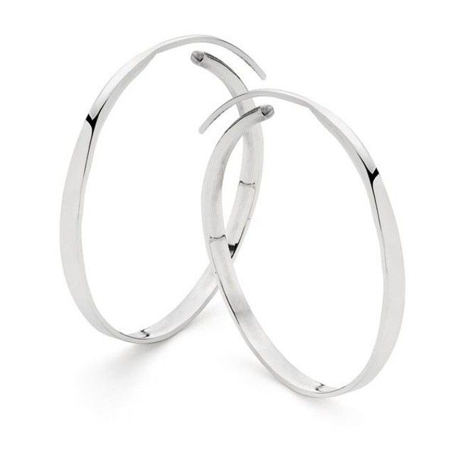 Long live the Classics - #uberkate Circle Hoops. https://www.uberkate.com.au/product-details.php?iD=2364