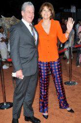 Sigourney Weaver and Jim Simpson