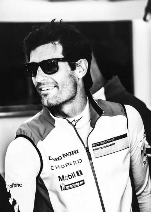 Mark Webber in RAY-BAN RB4202 ANDY Sunglasses