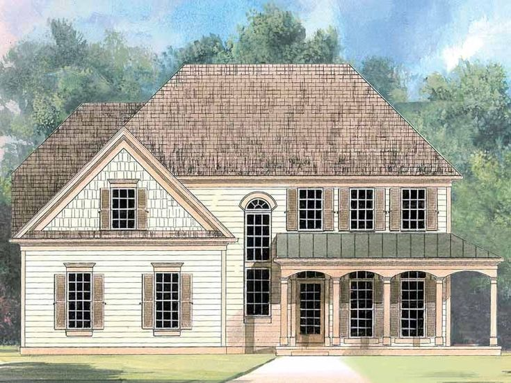 Pinterest discover and save creative ideas for Farmhouse colonial house plans