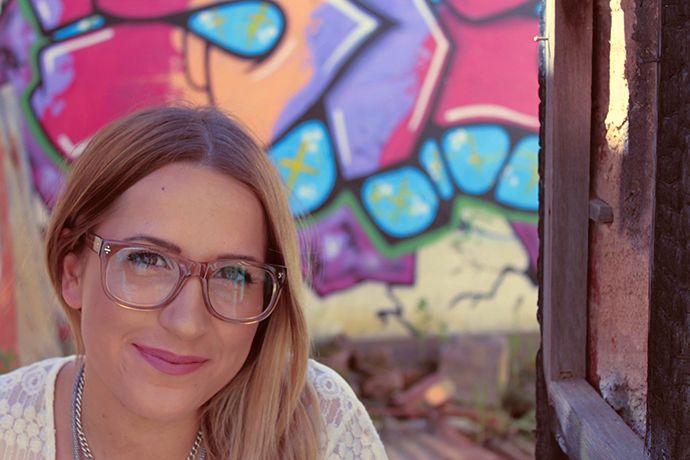 Adelaide-based Ellen Jefferys joins our #StyleAmbassador series in our #DerekCardigan 7004 Birch #frames: http://www.clearlycontacts.com.au/thelook/ellen-jefferys-style-ambassador/?cmp=social&src=pn&seg=au_14-09-24_ellenjefferysfeature-smco #specs #style #fashion