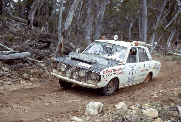 https://flic.kr/p/ngZQfE | Ford Cortina GT (Bengry/Brick/Preddy) London-Sydney Marathon 1968 | The Bengry Cortina GT has some interesting rally modifications including an above roof exhaust system. It finished in 23rd place.