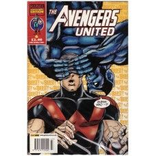 The Avengers United #6 from Marvel/Panini Comics UK. 24th October 2001 issue. In very good condition internally and cover. Bagged and boarded. £2.00