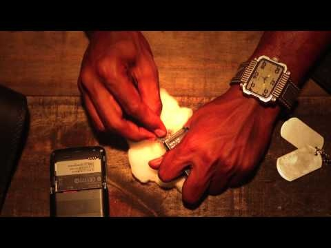 FASTRACK -- HOW TO MAKE FIRE USING YOUR CELLPHONE