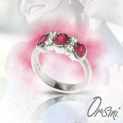 Lasciati ispirare dal colore, scegli i gioielli per il giorno del tuo si  💖 💙 💚  #weddingday #weddingtheme #weddingjewelry