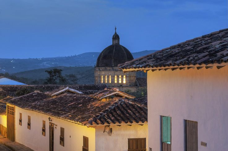 Barichara is the kind of town that Hollywood filmmakers dream about. A Spanish colonial town saturated with atmosphere, it boasts cobblestone...