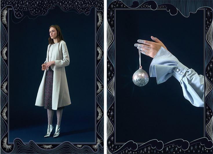 Новогодняя съемка марки fy:r  http://www.trendspace.ru/moda/novogodnyaya_semka_marki_fy_r_/