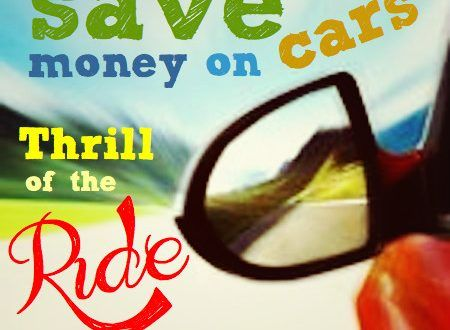 Save money on cars | Thrill of the ride