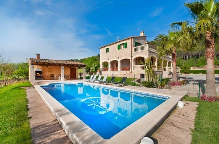 Casa rural  #Mallorca #deluxe #vacaciones #holidays #houserenting #alquiler #casas