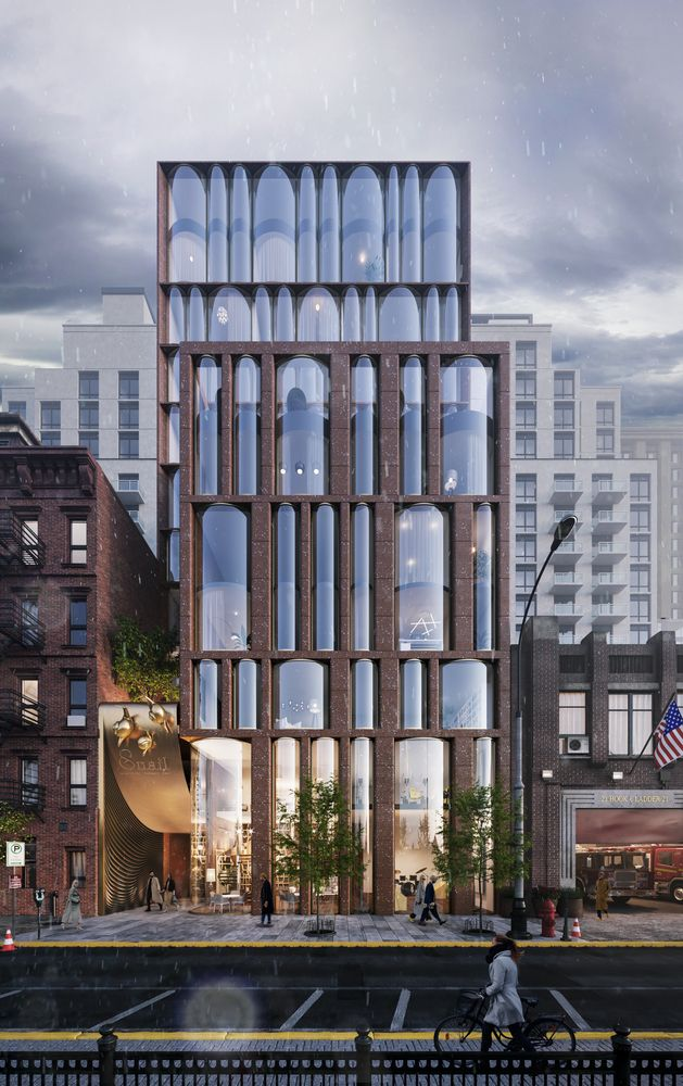 Gallery Of Archimatika S Snail Brings Slow Living To Manhattan 2