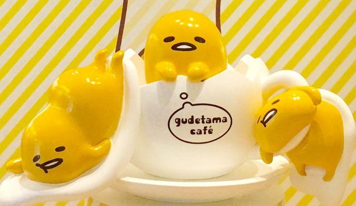 Gudetama – Osaka Cafes
