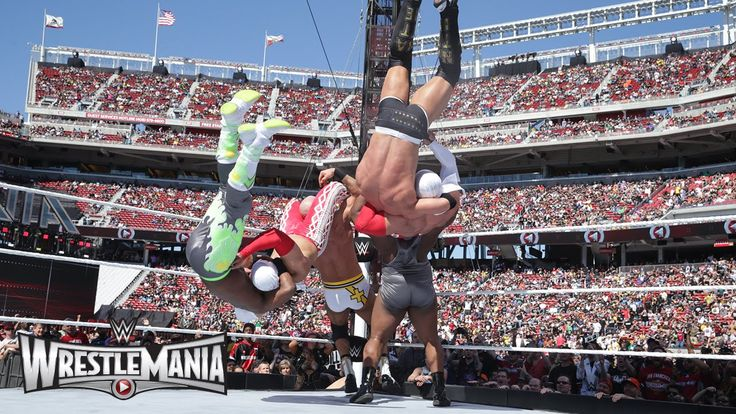 WWE Tag Team Championship Match: WrestleMania 31