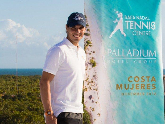 Palladium Hotel Group launches Rafa Nadal academy partnership | News