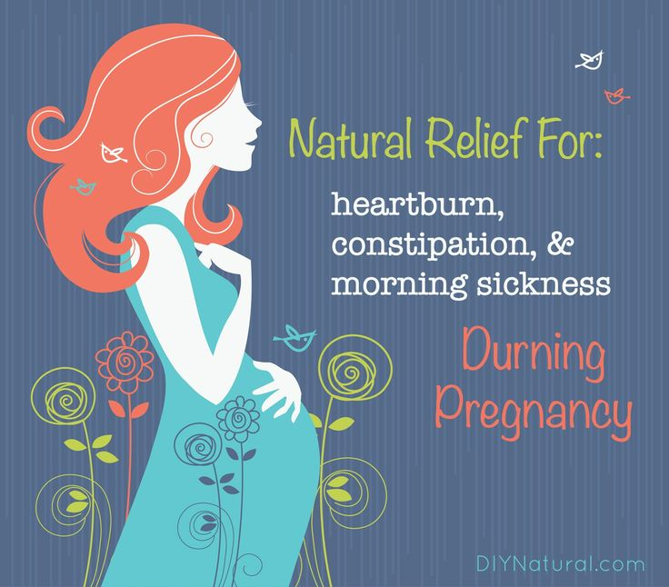Pregnancy and heartburn medicine