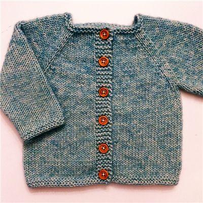 Baby vestje maat 56/62 - Henja: online garenwinkel