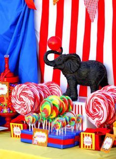CIRCUS Birthday Party - Carnival Party - Circus Party - Circus Printables - Big Tent - Circus Party - COMPLETE