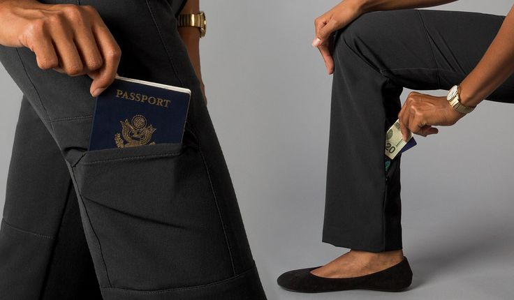 Stylish cargo pants? Yes! Our Travel Cargo Pants feature DWR fabric with 4-way stretch for superior comfort and resiliency, not to mention a whole mess of pockets inside and out.