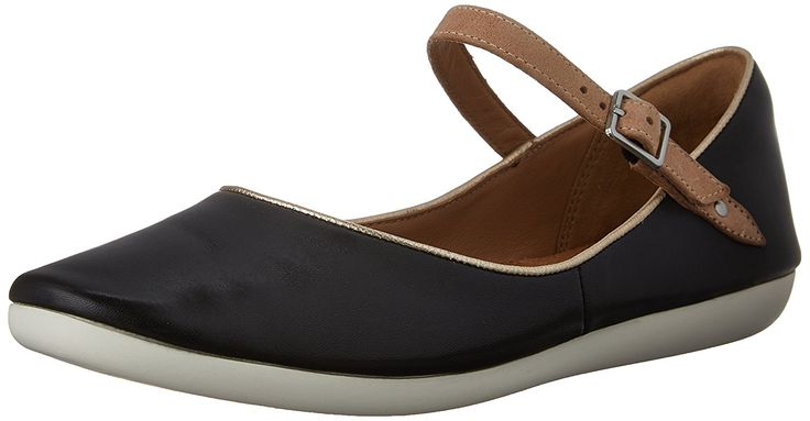 Clarks Women's Feature Film Mary Jane Flat *** If you love this, read review now : Clarks sandals