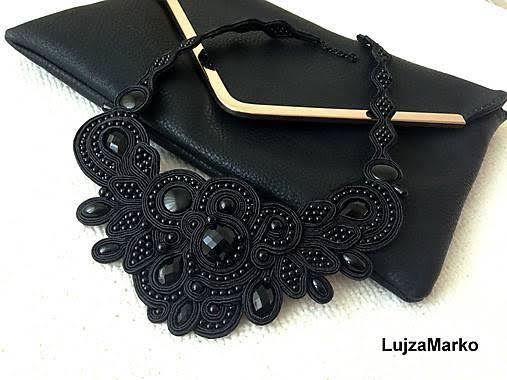 Trendesso: Perfect soutache jewelry by slovak brand Lujza Mar...