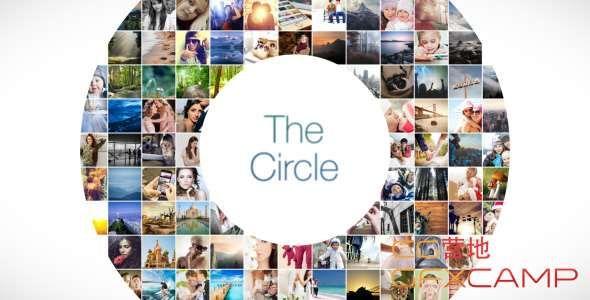 The Circle Mosaic Slideshow