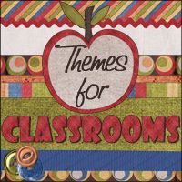 Themes for Classrooms!  In case you haven't stopped by lately, Themes for Classrooms is always fun to get new classroom theme ideas.  Sometimes I even like to change up the theme after Christmas.  It really surprises the kids, you know them better so you know what they might enjoy, and it keeps me excited to redecorate.  :)  http://www.themesforclassrooms.com