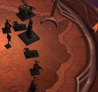 """Has anyone noticed that the map in Black Rook Hold shows the hills behind Zul""""Aman? #worldofwarcraft #blizzard #Hearthstone #wow #Warcraft #BlizzardCS #gaming"""