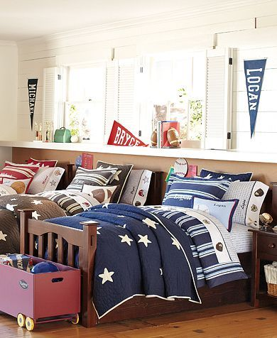Shared Spaces: Boy Girl Rooms — Kids Stuff World