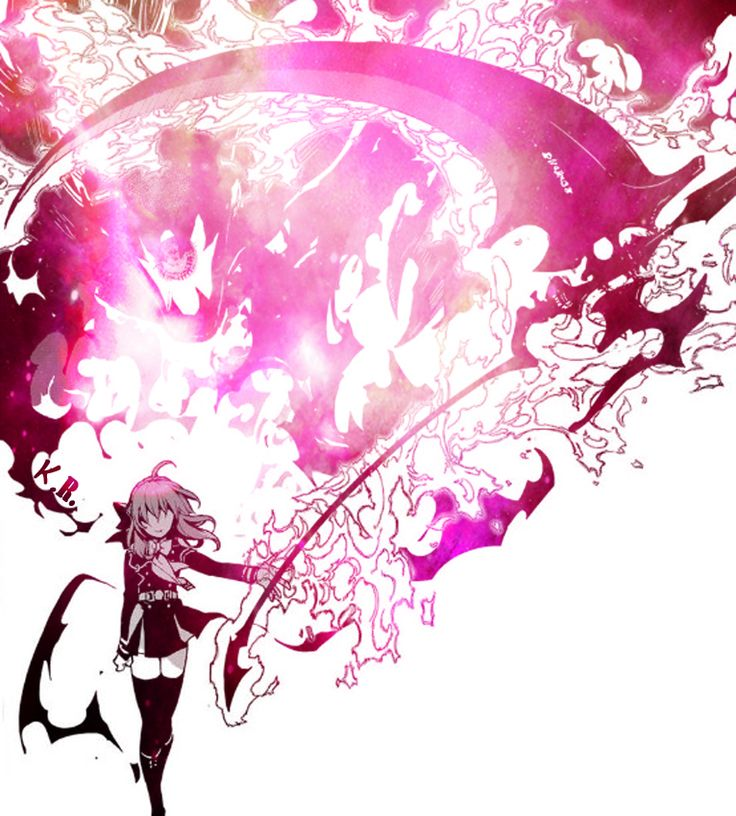 Shinoa - Seraph of the End / Owari no Seraph